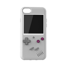 2018 Latest Retro Game Phone Case for iPhone 6,7,8,plus Back Cover for iPhone X