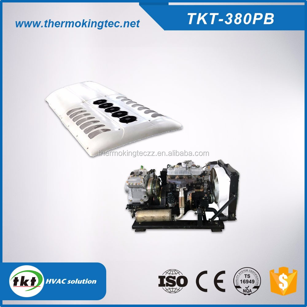 TKT-380PB Diesel Sub Engine Bus Air Conditioner For Tata Bus