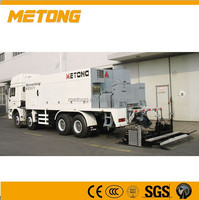 METONG Micro-Surfacing/Slurry Seal Truck XZJ5310TFC