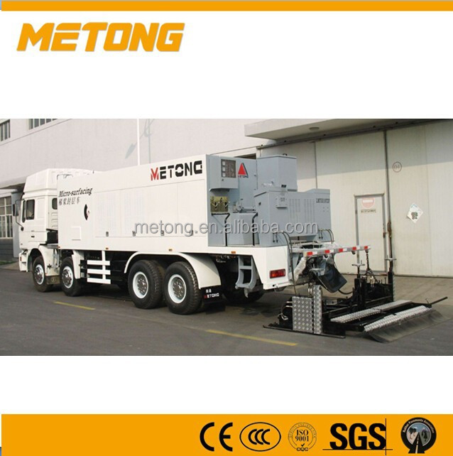 METONG XZJ5310TFC Micro-Surfacing /Slurry Seal Truck