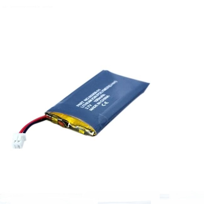 3.7V 190mAh 402035 Li-polymer wireless headset battery CS50 100% compatible battery 65358-01