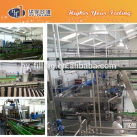 HY-Filling Sterilized Processing Type and Combibloc Packaging pure orange juice with pulp
