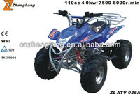 2015 new design 400cc atv quad bikes for sale
