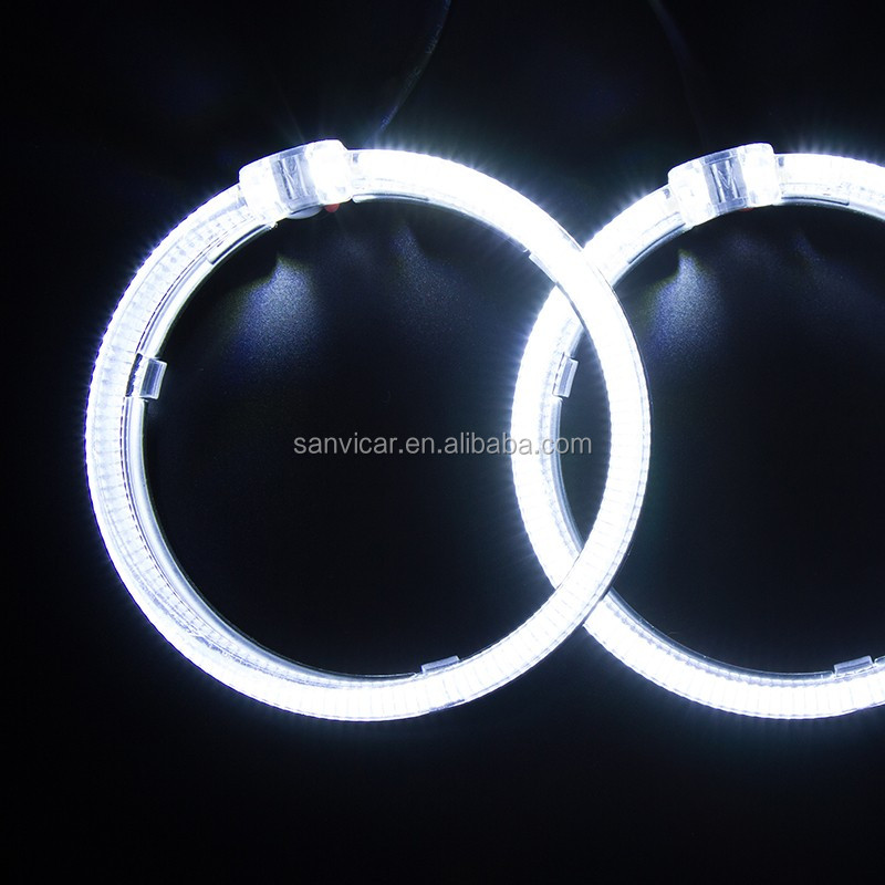 Guangzhou SANVI Auto Light for BMW 0.7W LED Headlamp Light Car-styling Car Angel Eye LED