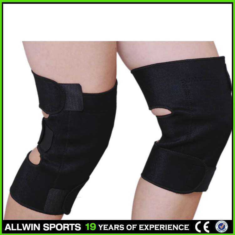 manufacture knee pads, patella support knee brace with magnetotherapy