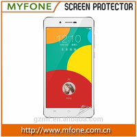 Myfone factory wholesale products cell phone accessory clear screen protector for vivo x5 max