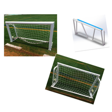 Nice design sports equipment mini portable and foldable aluminum soccer goals