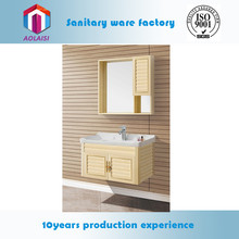 A-9205 Aolaisi factory professional develop European style modern bathroom vanity