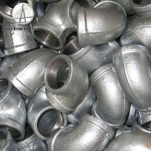 All Thread Galvanized Steel Black Cast Iron Pipe Fittings