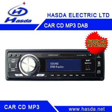DAB+ plus radio for european market ! digital radio player/ one din CD player with USB/SD