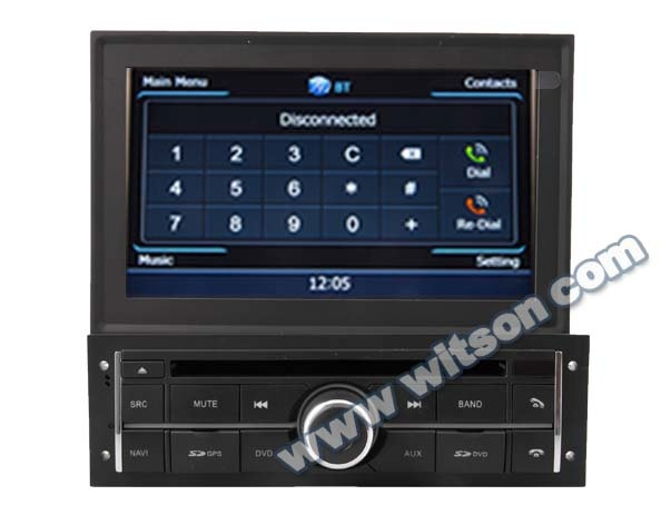 WITSON MITSUBISHI <strong>L200</strong> 2010-2012 AUTO DVD WITH A8 CHIPSET DUAL CORE 1080P