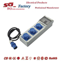 combination socket box industrial-use electrical instrument box