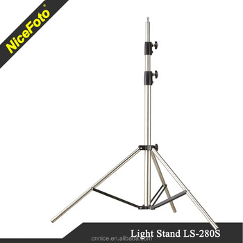 Light stand  Support  Backgrounds for LED video light and studio flash lighting