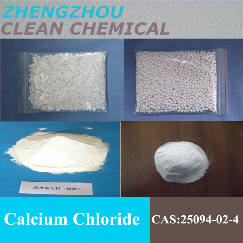 Nigeria sell well superior water treatment chemicals high efficient calcium chloride