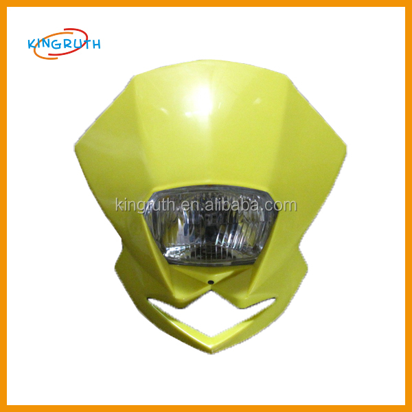 High quality hot-selling dirt bike motorcycle led bed head reading light