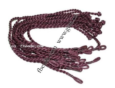 Nylon Cord Other Shape Bungee Cord Bracelet