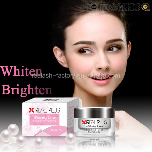 Private Label Organic Foundation For Dark Skin Non Side Effects Fairness Cream Whitening Cosmetics