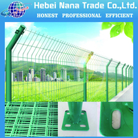 2015 Alibaba China Trade Assurance new home used cheap decorative wire mesh garden fence panel