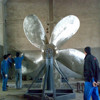 Container Vessel propellers Barge Propeller
