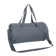 Travel polyester gym waterproof sport duffel bag
