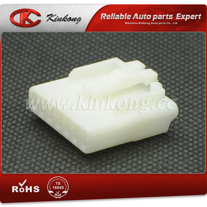 White 7 pin waterproof female automotive connector CKK7071-0.7-21 auto wire plug for wire harness