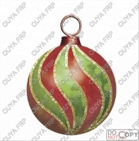 Christmas hanging ball outdoor and indoor Christmas decoration