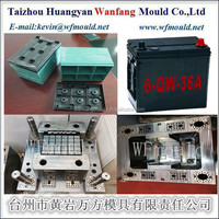 Plastic Injection Battery Case Mould Electric