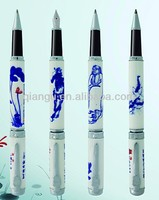 Hot selling Chinese fountain pen, ceramic fountain pen, roller pen