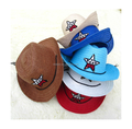 Hot Selling Paper Cloth Children Cowboy Hat made in China 2017