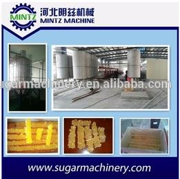 95% high yield ratio hard polycrystalline rock sugar making machine with best price