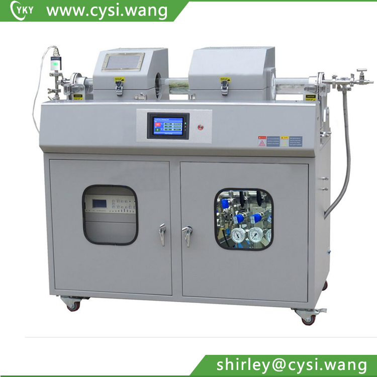 roll to roll thin film deposition machine two dimensional film growth system