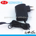 12V 1.2A 14.4W adapter with CE certification EU plug
