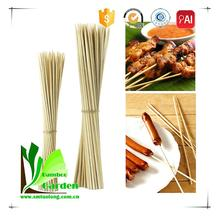 Heat Resistant Disposable Eco-Friendly BBQ 35cm Bamboo Skewer