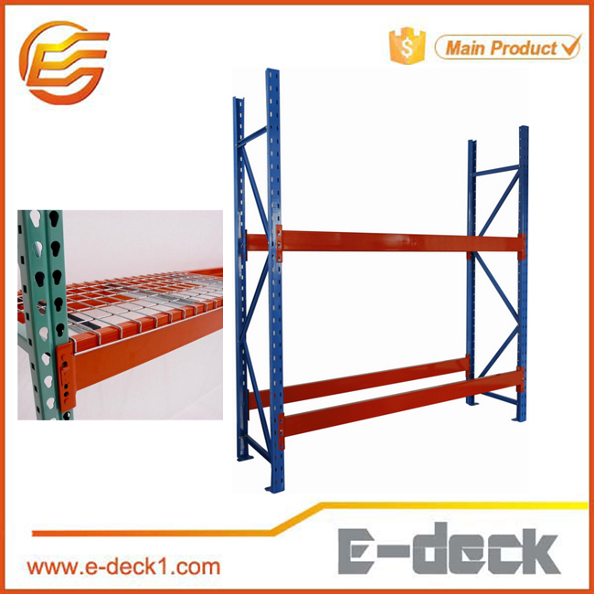 Heavy duty warehouse storage pallet rack Warehouse shelving units