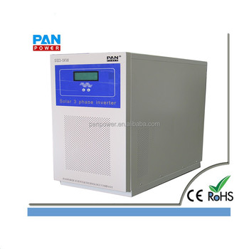 48VDC 96VDC three phase pure sine wave hybrid inverter