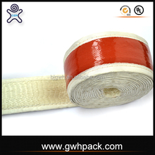 motor oil hose protection fiber glass silicone tape