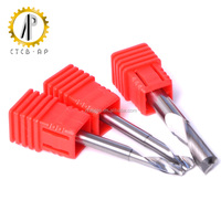 Single flute milling cutter,one flute end mill cutter and Acrylic engraving milling cutters from professional manufacturer