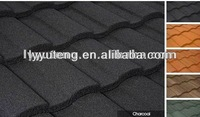 Roofing solutions stone coated metal roof tiles