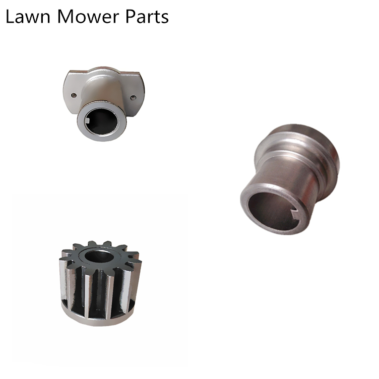 Factory Customized Powder Sinter Lawn Mower Spare Parts For  Electric Cutting Grass Tools