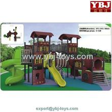Daycare outdoor fitness playground equipment