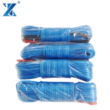 J-MAX blue Color winch line abrasion guard motorised winch and rope