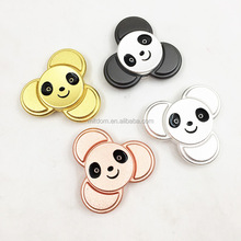 4 to 6 Minutes Spinning Time EDC Fidget Spinner Panda Spinner Metal Alloy Spinner