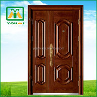 YMF-Z908 Low Price Hot Selling Steel Case Double Doors
