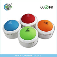 Customized animal sound button, talking button for promotion gifts