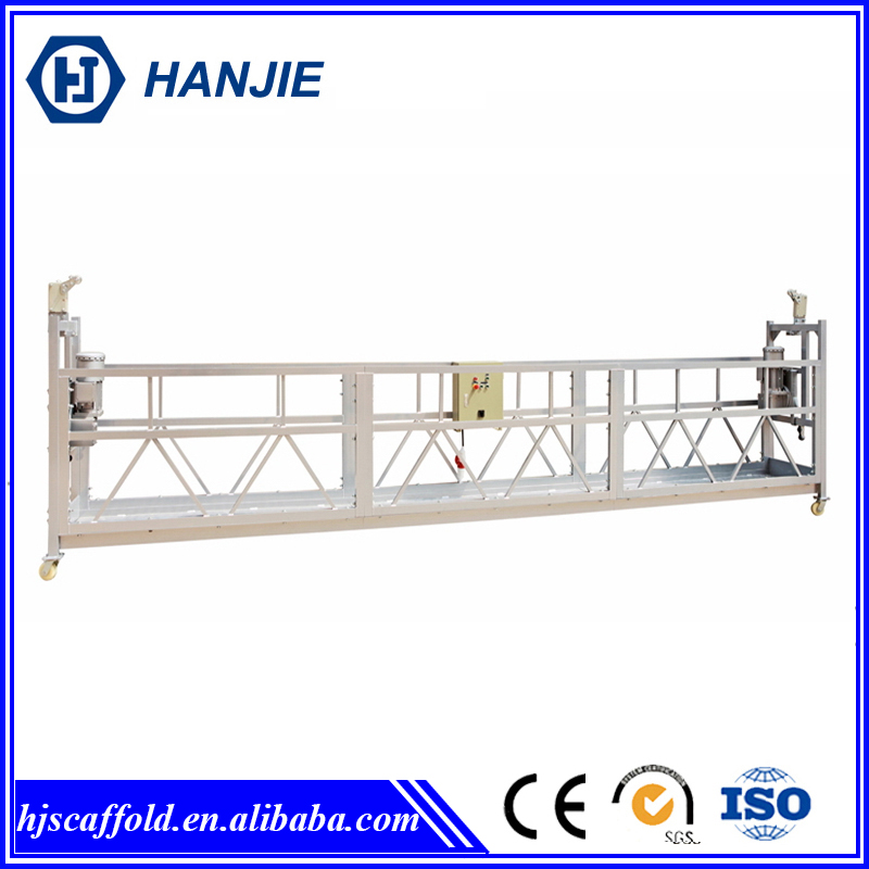 Construction used suspended platform hanging scaffold price