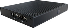 Fanless Braswell Celeron N3150 PC System with 3*LAN Option 4k and dual indepedent display