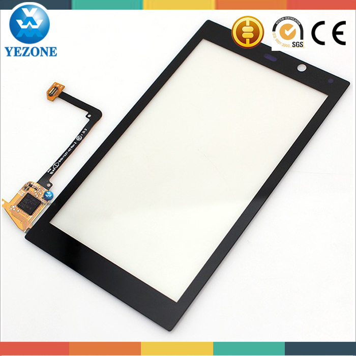 Hot Selling Z10 Spare Parts For Blackberry,Replacement Touch Digitizer For Blackberry Z10 Touch Screen