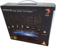 Alien Amiko 8900 SHD pvr ready full digital satellite receiver & media player-dual linux os