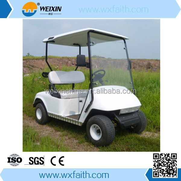 Quality guarantee 48V/3000w 2 seater mini golf cart