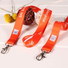 OEM Manufactured Printed Neck Strap Band Lanyards